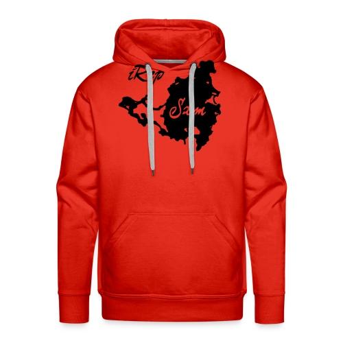 iRep Sxm Front vector - Mannen Premium hoodie