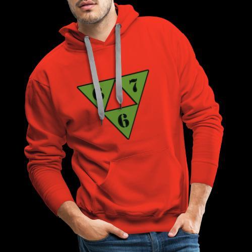667 - Sweat-shirt à capuche Premium pour hommes