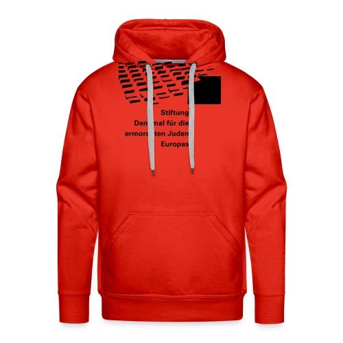 logo stiftung 1f - Männer Premium Hoodie