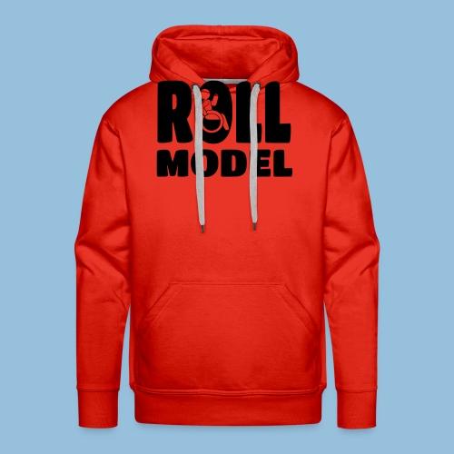Roll model 016 - Mannen Premium hoodie