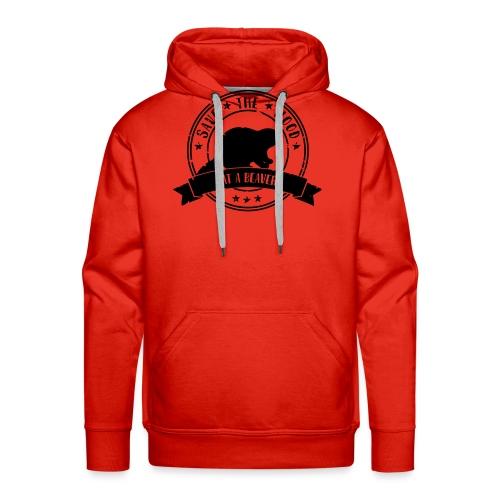 Save the wood - Mannen Premium hoodie