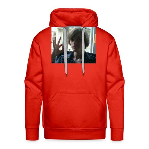 The official RetroPirate1 tshirt - Men's Premium Hoodie