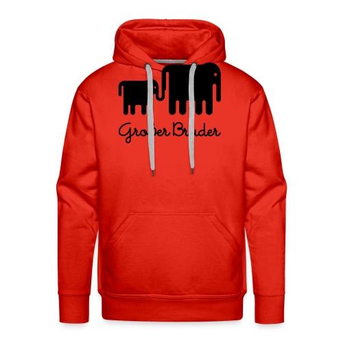 Elefant GB - Männer Premium Hoodie