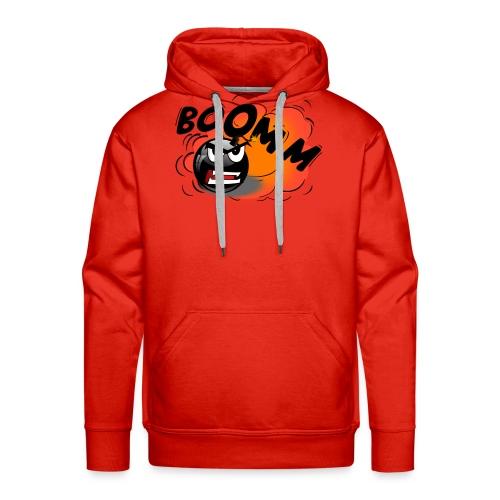 Bomba - Sudadera con capucha premium para hombre