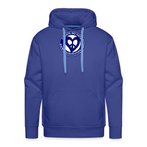THIS IS THE BLUE CNH LOGO - Men's Premium Hoodie