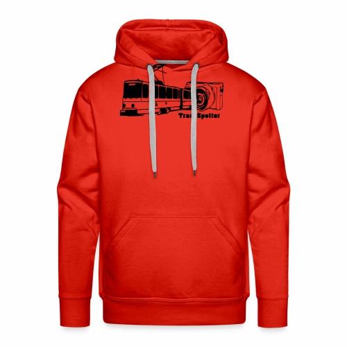 Tram-Spotter - Männer Premium Hoodie