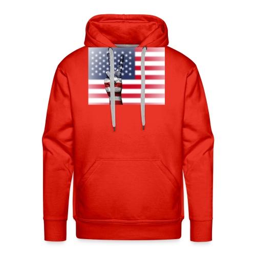 USA - Männer Premium Hoodie