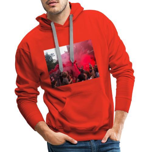 RedD Smoke - Männer Premium Hoodie