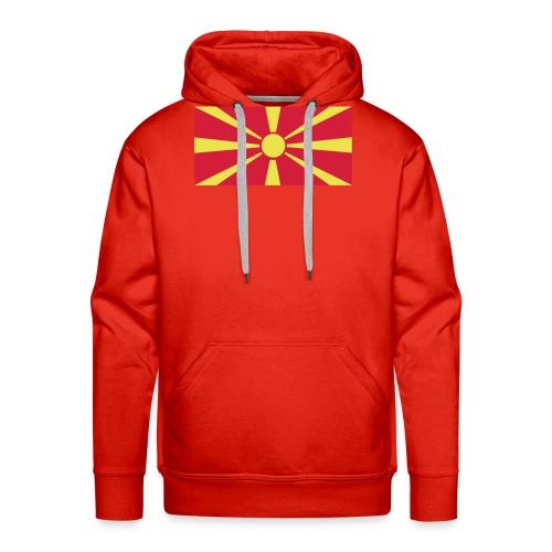 Macedonia - Mannen Premium hoodie