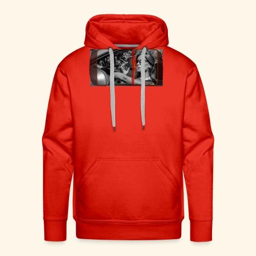 SUNGLASS - Sweat-shirt à capuche Premium pour hommes
