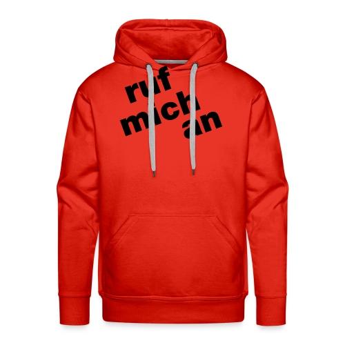 ruf - Männer Premium Hoodie