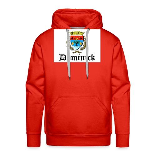 DOM 4 - Sweat-shirt à capuche Premium pour hommes