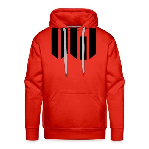 Juste Logo UW - Sweat-shirt à capuche Premium pour hommes