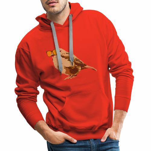 Mus Yellow - Mannen Premium hoodie