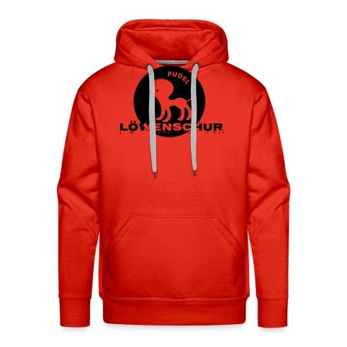 Pudel Löwenschur Cap - Männer Premium Hoodie