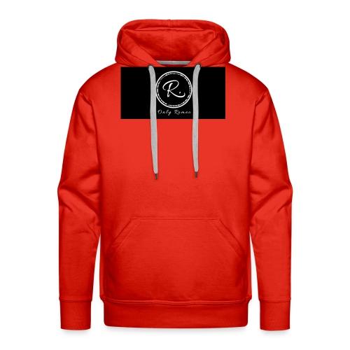 Only Romeo large logo - Männer Premium Hoodie