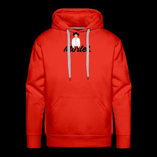 Garry x Moret - Sweat-shirt à capuche Premium pour hommes