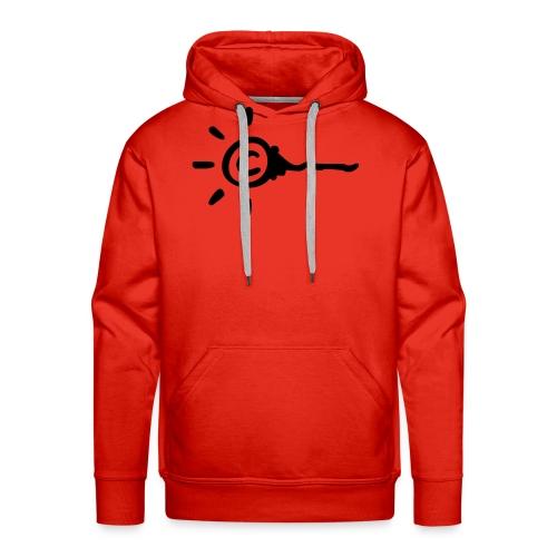 C-Shirt - Mannen Premium hoodie