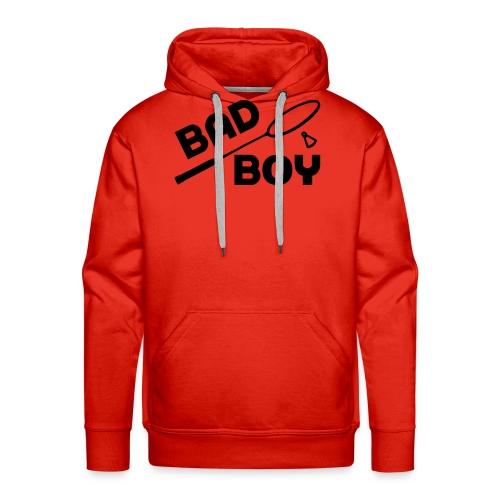 bad boy - Sweat-shirt à capuche Premium pour hommes