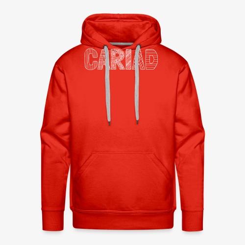 Cariad - Love - Men's Premium Hoodie