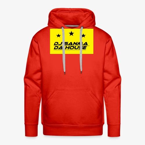 sdh5 - Sudadera con capucha premium para hombre