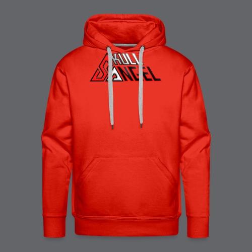 SkullAngel - Sweat-shirt à capuche Premium pour hommes