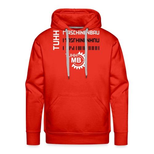 TUHH MB rot - Männer Premium Hoodie