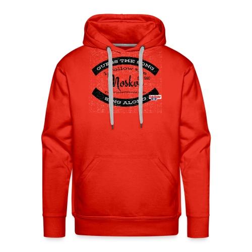 I Follow The Moskva - Männer Premium Hoodie