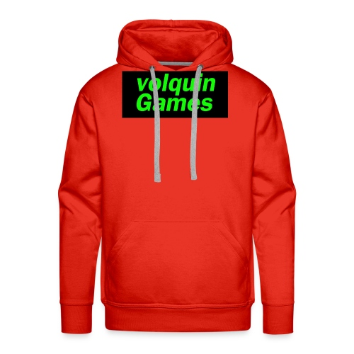 volquin - Mannen Premium hoodie