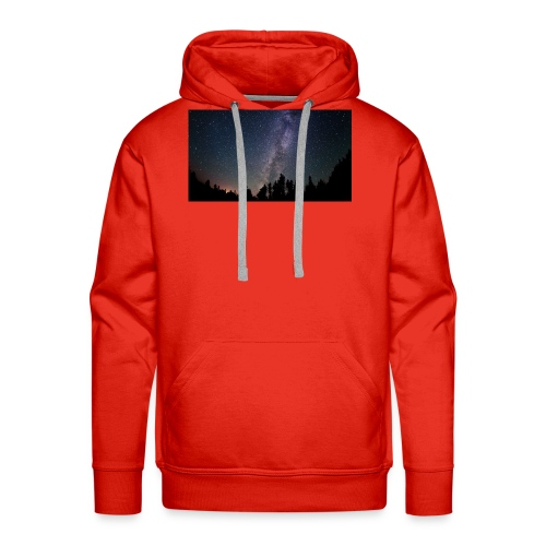 heelal ruimte sterrenhemel - Mannen Premium hoodie