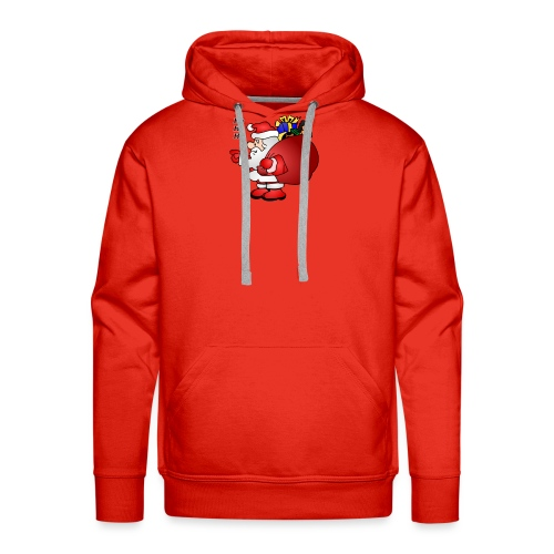 Schönes Weihnachtsmann-Design - Perfektes Geschenk - Männer Premium Hoodie
