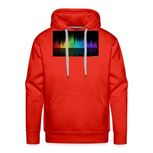 Colorfull - Sweat-shirt à capuche Premium pour hommes
