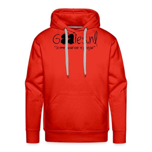 gaaies - Mannen Premium hoodie