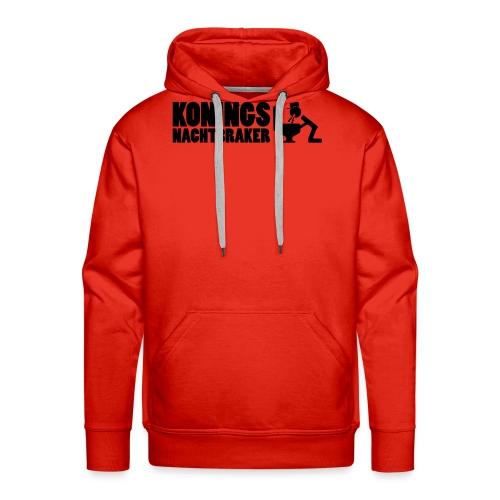 Koningsnachtbraker - Mannen Premium hoodie