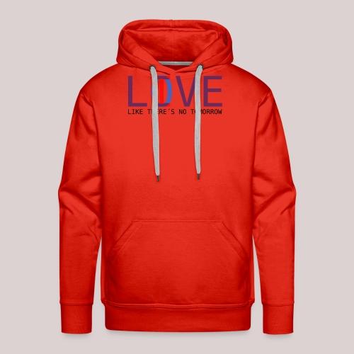 14-30 Love Live YOLO - Männer Premium Hoodie