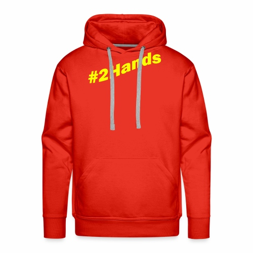 2Hands - Men's Premium Hoodie