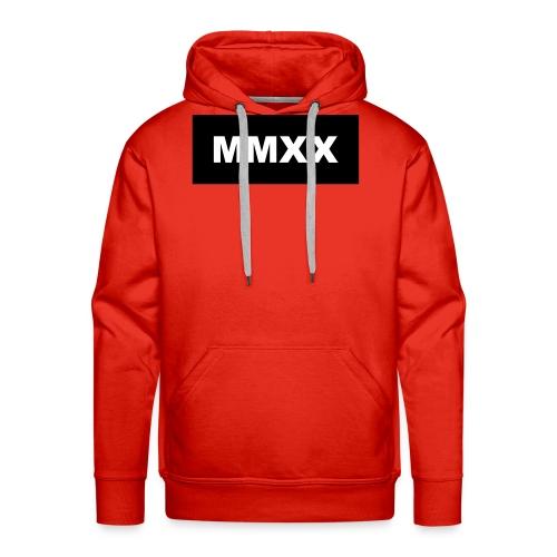 MMXX - 2020 - Männer Premium Hoodie