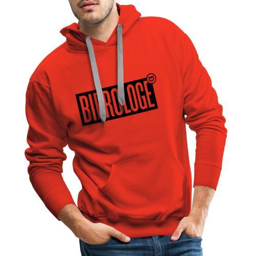 BIEROLOGE - Männer Premium Hoodie