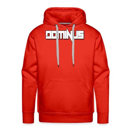 Dj Dominus - Mannen Premium hoodie