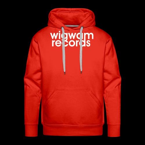 LOGO wigwam - Sweat-shirt à capuche Premium pour hommes