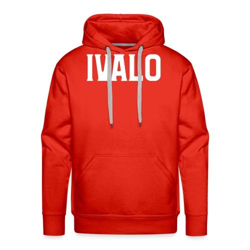 Ivalo - Miesten premium-huppari