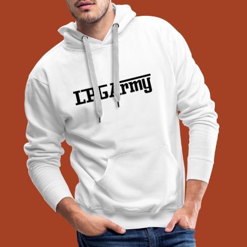 LPGArmy - Männer Premium Hoodie