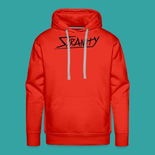 Syranity Blue Shirt Black Pressing (Boys) - Men's Premium Hoodie