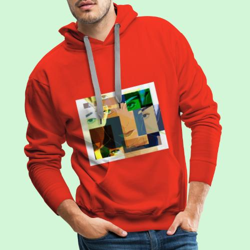 pop art - Männer Premium Hoodie