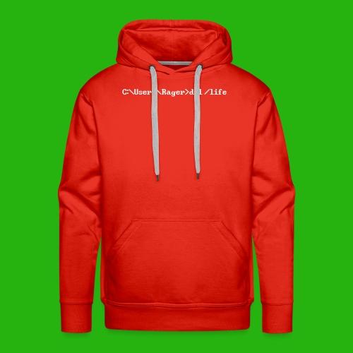 Programming Get A Life - Men's Premium Hoodie