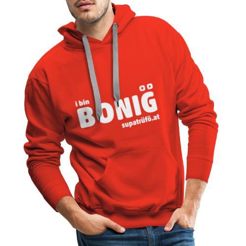 supatrüfö BONIG - Männer Premium Hoodie
