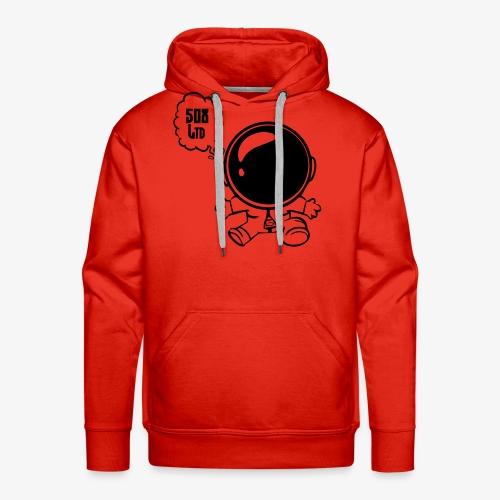 508 Ltd Cosmos - Sweat-shirt à capuche Premium pour hommes