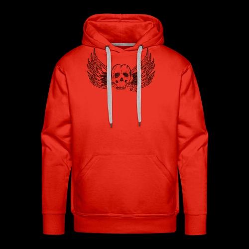 Skull 'n' Wings - Männer Premium Hoodie