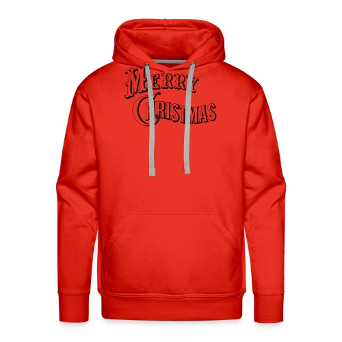 Merry Christmas for you all - Männer Premium Hoodie