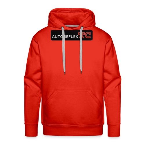 Autoreflex TC - Felpa con cappuccio premium da uomo
